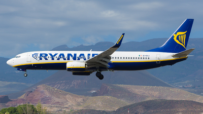 EI-EVJ - Boeing 737-8AS - Ryanair