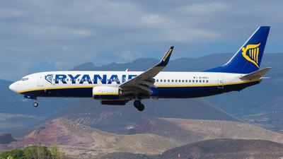 A picture of EIEVJ - Boeing 7378AS - Ryanair - © Wings77