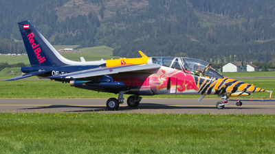 OE-FAS - Dassault-Dornier Alpha Jet A - The Flying Bulls