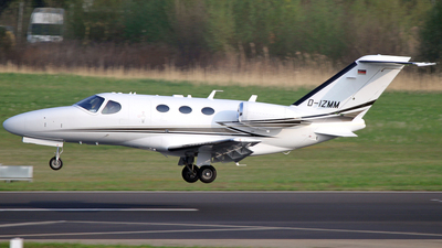 D-IZMM - Cessna 510 Citation Mustang - Private