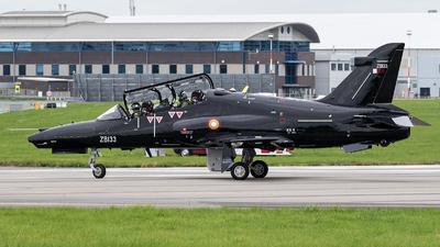 ZB133 - British Aerospace Hawk Mk167 - Qatar - Air Force