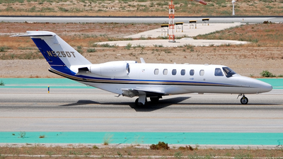 N525DT - Cessna 525A CitationJet 2 - Private