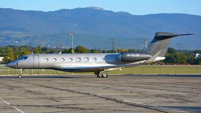M-PLUS - Gulfstream G650ER - Private