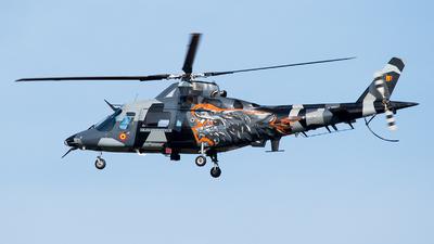 H-46 - Agusta A109BA - Belgium - Army