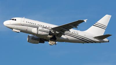 A6-CAS - Airbus A318-112(CJ) Elite - Constellation Aviation Services