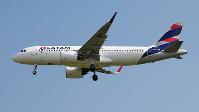 PR-XBA - Airbus A320-271N - LATAM Airlines