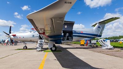 HB-FRZ - Pilatus PC-12/47E - Private