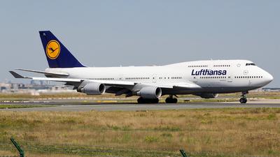 D-ABTL - Boeing 747-430 - Lufthansa