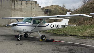 A picture of OKFAB - Cessna 152 - [15286023] - © Moti Shvimer