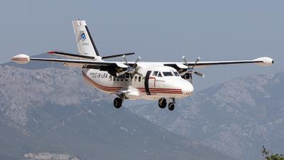 OK-LRA - Let L-410UVP-E Turbolet - LR Airlines