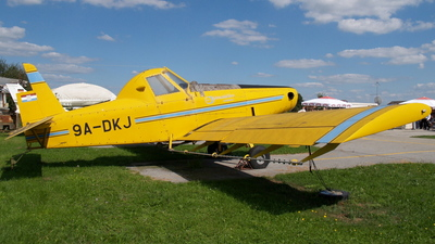 9A-DKJ - Air Tractor AT-402A - Private