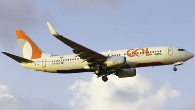 PR-GZL - Boeing 737-8K2 - GOL Linhas Aéreas