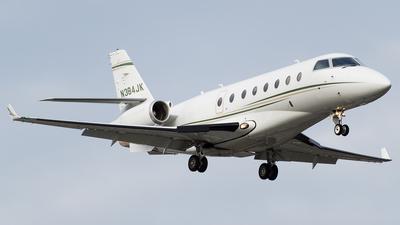 N384JK - Gulfstream G200 - Aerolease