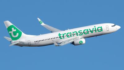 A picture of PHHXD - Boeing 7378K2 - Transavia - © Ricardo de Vries