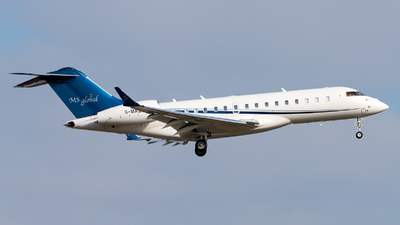 G-MAZS - Bombardier BD-700-1A10 Global 6000	 - Gama Aviation