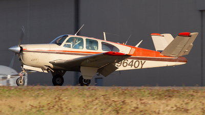 N9640Y - Beechcraft 35 Bonanza - Private