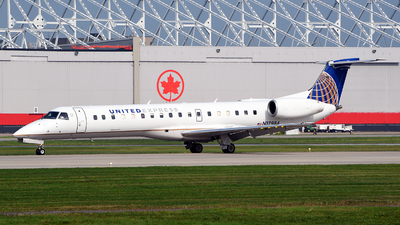 N17984 - Embraer ERJ-145LR - United Express (ExpressJet Airlines)