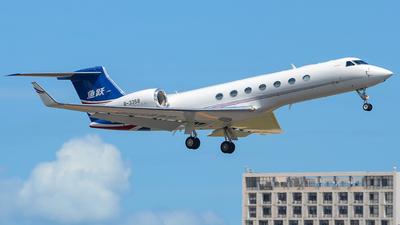 B-3358 - Gulfstream G550 - Private
