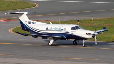 N82SB - Pilatus PC-12/47E - Private