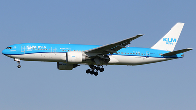 A picture of PHBQL - Boeing 777206(ER) - KLM - © AviaStar Photography