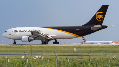 N145UP - Airbus A300F4-622R - United Parcel Service (UPS)
