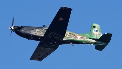3H-FG - Pilatus PC-7 - Austria - Air Force