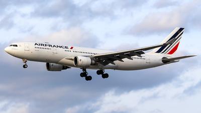 F-GZCH - Airbus A330-203 - Air France