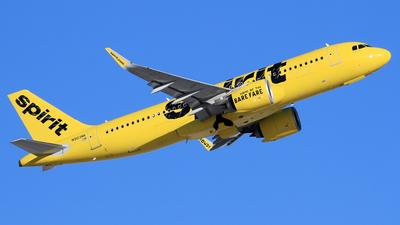 N903NK - Airbus A320-271N - Spirit Airlines