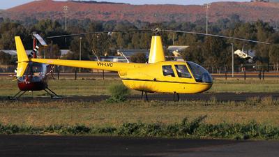 VH-LVC - Robinson R44 Raven - Private