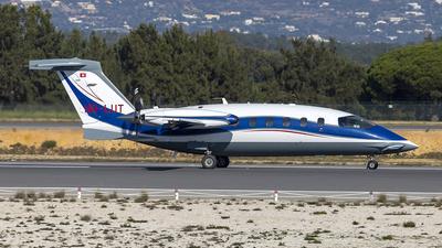 HB-LUT - Piaggio P-180 Avanti - Greenwings