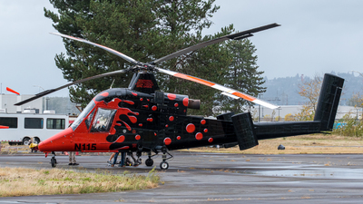 N115 - Kaman K-1200 K-Max - Central Helicopters