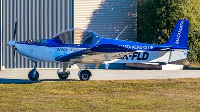 ZK-FLD - Zenair CH601 XL - Matamata Aero Club