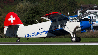 YL-LEV - PZL-Mielec An-2 - Flying Adventure Tours