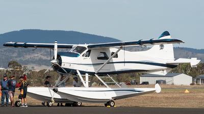 VH-CXS - De Havilland Canada DHC-2 Mk.I Beaver - Private