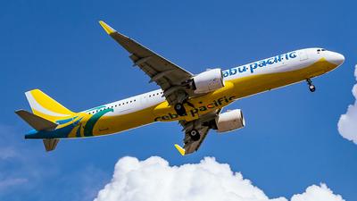 RP-C4123 - Airbus A321-271NX - Cebu Pacific Air