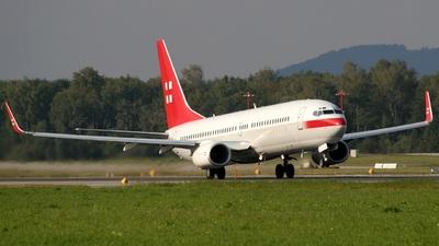 HB-IIR - Boeing 737-86Q - PrivatAir