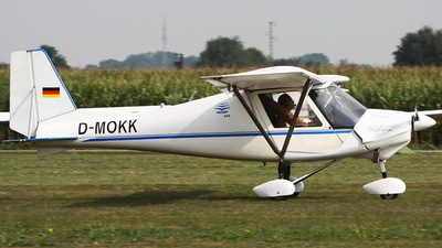 D-MOKK - Ikarus C-42B - Private