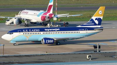LZ-TYR - Boeing 737-330 - Tayaran Jet