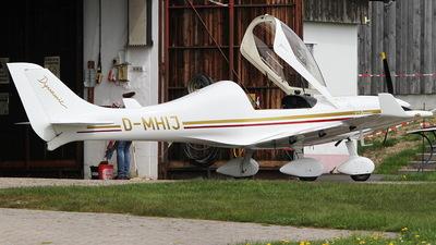 D-MHIJ - AeroSpool WT9 Dynamic - Fliegergruppe Freudenstadt