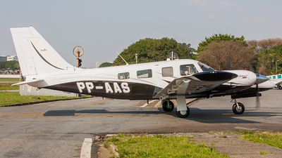 A picture of PPAAS - Piper PA34220T - [3449434] - © Radioactivity