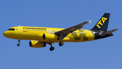 A picture of SXDGK - Airbus A320232 - [3748] - © Alex Maras