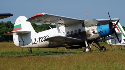 LZ-1233 - PZL-Mielec An-2R - Private