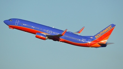 N8312C - Boeing 737-8H4 - Southwest Airlines