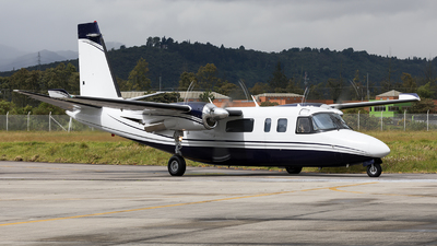 N15CD - Rockwell 690A Turbo Commander - Private