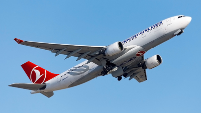 A picture of TCJIT - Airbus A330223 - Turkish Airlines - © Ömür Sadikoglu