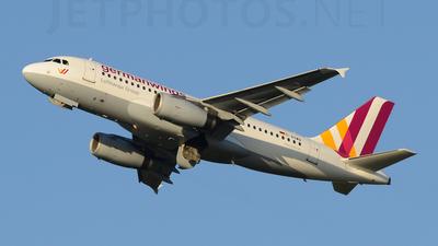 D-AGWA - Airbus A319-132 - Germanwings