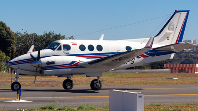 PP-EPS - Beechcraft C90A King Air - Brazil - Government of Bahia State