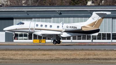 G-KRBN - Embraer 505 Phenom 300 - Saxon Air