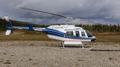 C-GSML - Bell 206L LongRanger - FireWeed Helicopters