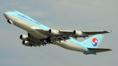 A picture of HL7403 - Boeing 7474B5F(SCD) - [26408] - © Sieu Viet